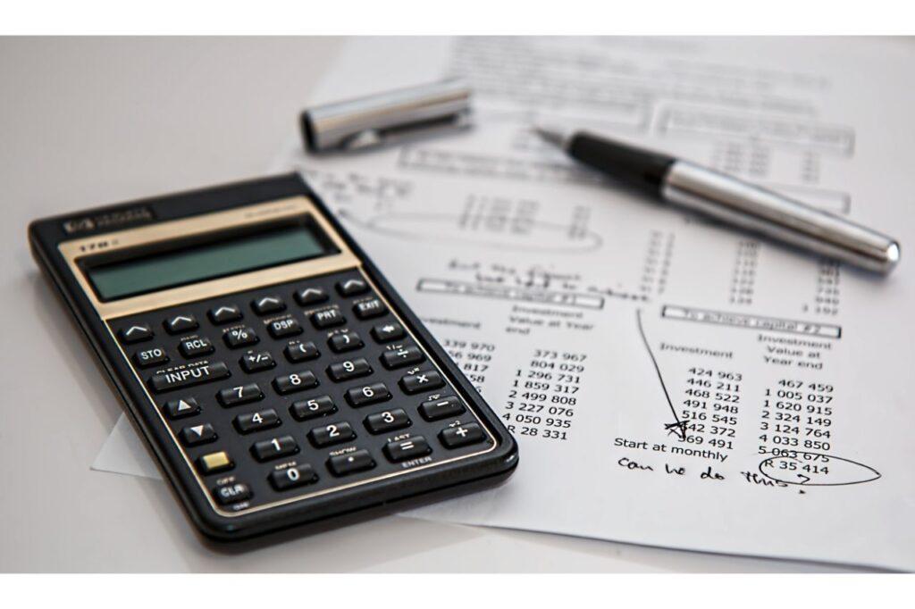 The manual filing process of ITR
